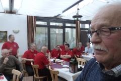 Schützenrunde im Linner Restaurant