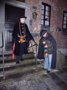Linner Nachtwächterführung deluxe @ Op de Trapp   Krefeld   Nordrhein-Westfalen   Deutschland