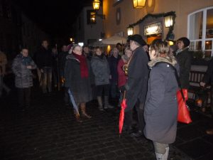 Nachtwächterführung durch das historische Linn @ Em Kontörke | Krefeld | Nordrhein-Westfalen | Deutschland